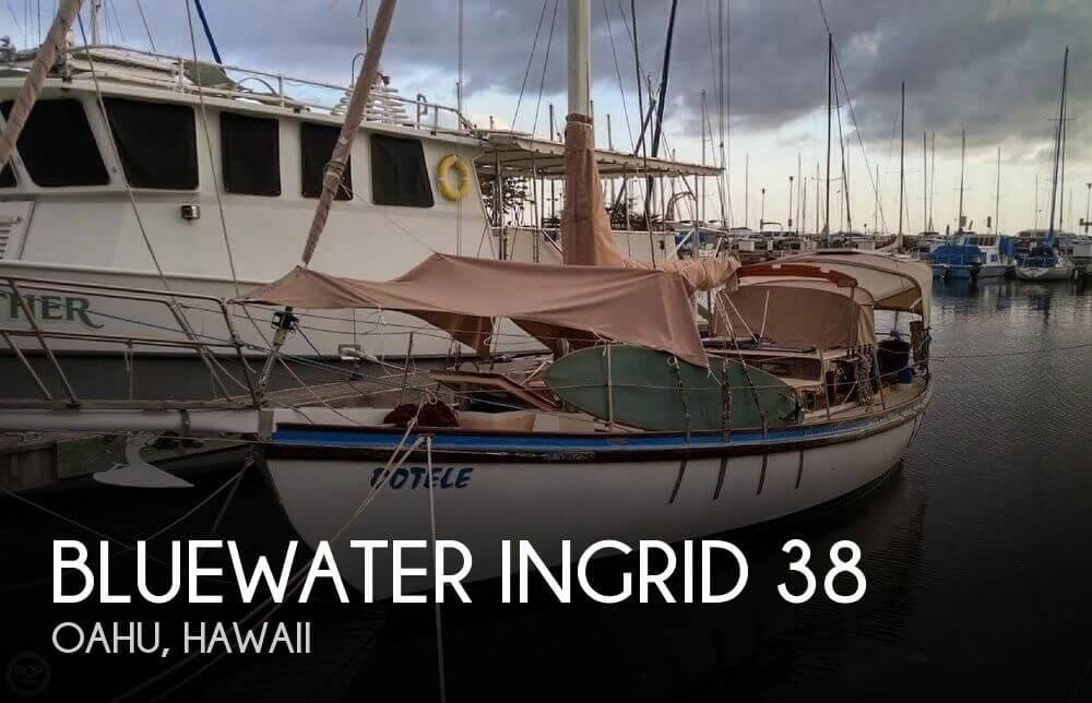 1972 Bluewater Yachts Ingrid 38 - Photo #1