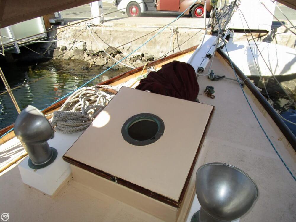 1972 Bluewater Yachts Ingrid 38 - Photo #10
