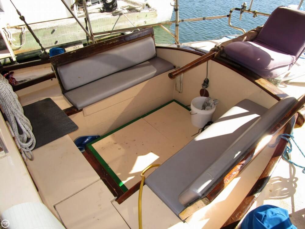 1972 Bluewater Yachts Ingrid 38 - Photo #23