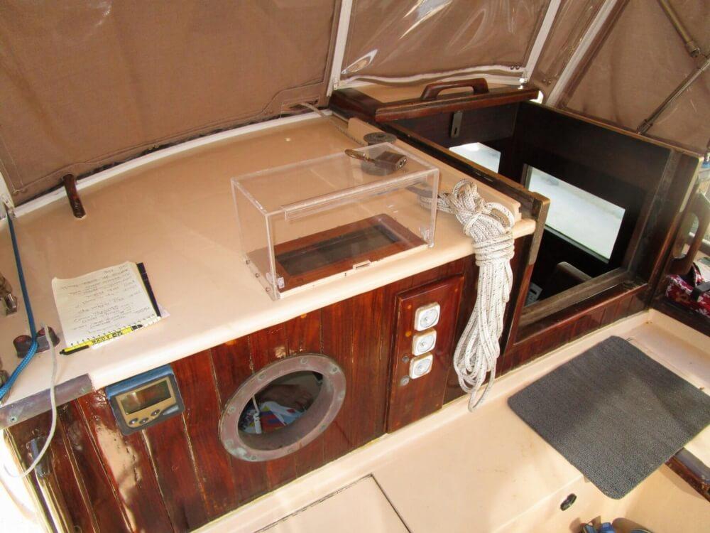 1972 Bluewater Yachts Ingrid 38 - Photo #25