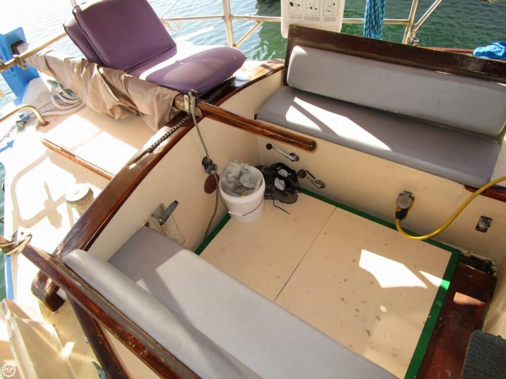 1972 Bluewater Yachts Ingrid 38 - Photo #26