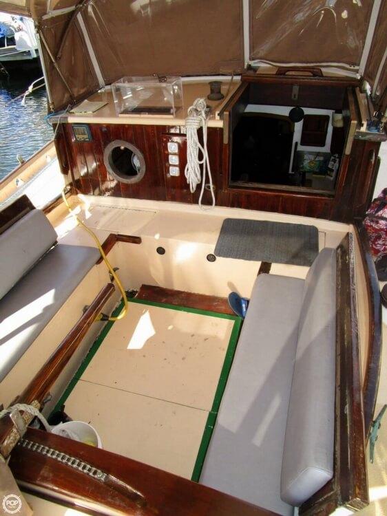 1972 Bluewater Yachts Ingrid 38 - Photo #28