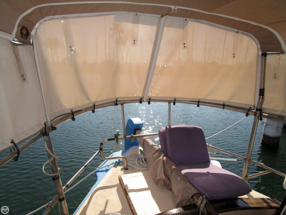 1972 Bluewater Yachts Ingrid 38 - Photo #30