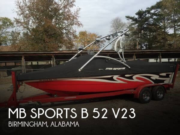 Used Boats For Sale in Birmingham, Alabama by owner | 2006 MB Sports 23