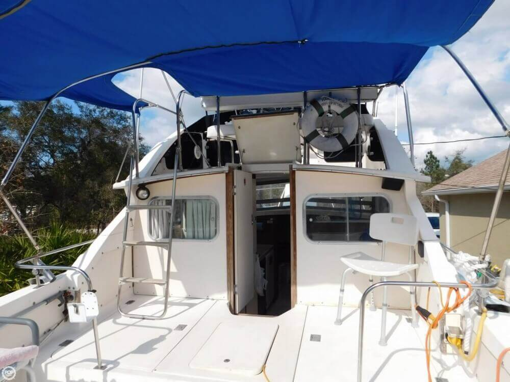 1978 Bertram boat for sale, model of the boat is 28 Sport Fisherman & Image # 12 of 40