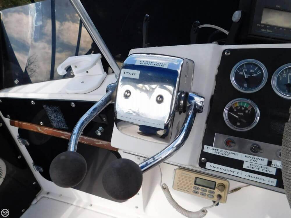 1978 Bertram boat for sale, model of the boat is 28 Sport Fisherman & Image # 23 of 40