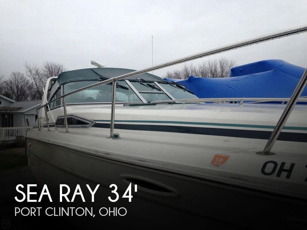 1991 Sea Ray 350 Sundancer - Photo #1
