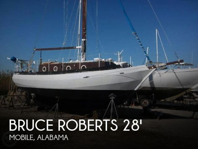 1984 BRUCE ROBERTS SPRAY 28 for sale
