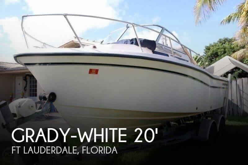 1998 Grady-White 208 Adventure - Photo #1