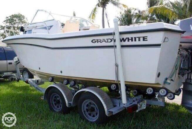 1998 Grady-White 208 Adventure - Photo #6