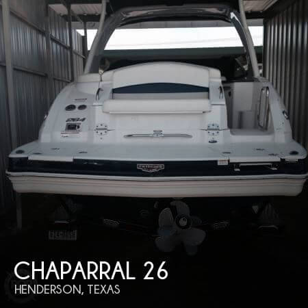 Used Boats For Sale in Tyler, Texas by owner | 2012 Chaparral 26