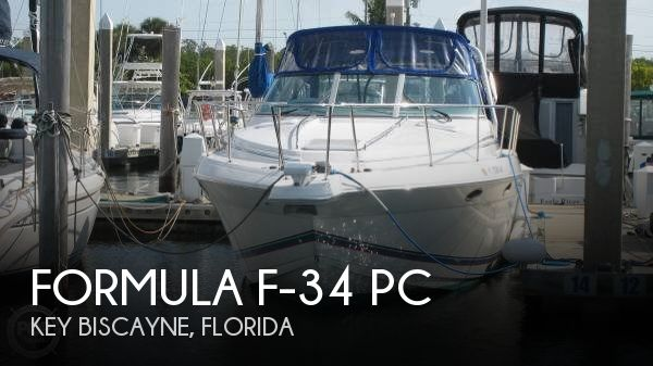 Used Formula Boats For Sale in Florida by owner | 1997 Formula 34