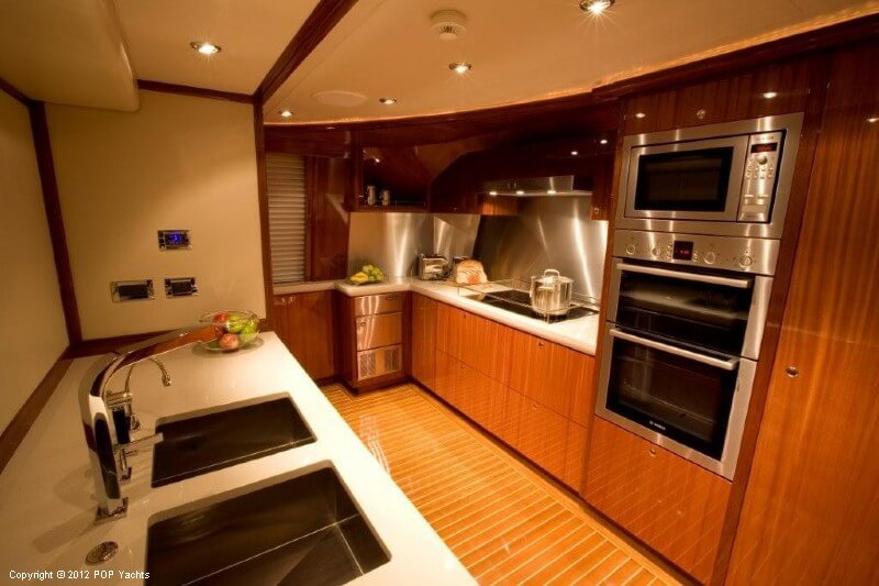 2020 Sovereign boat for sale, model of the boat is 109 Sportfish Yacht & Image # 4 of 35