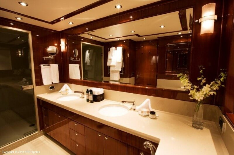 2020 Sovereign boat for sale, model of the boat is 109 Sportfish Yacht & Image # 5 of 35