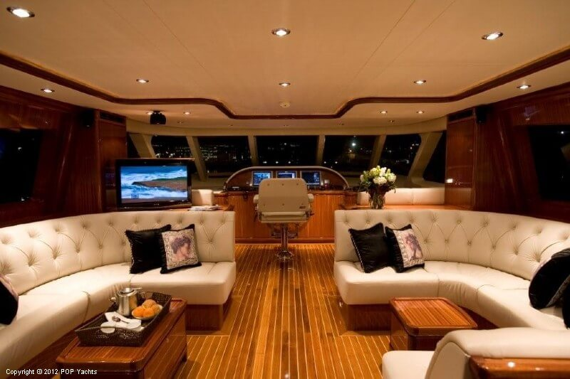 2020 Sovereign boat for sale, model of the boat is 109 Sportfish Yacht & Image # 7 of 35