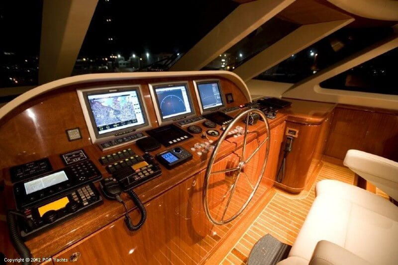 2020 Sovereign boat for sale, model of the boat is 109 Sportfish Yacht & Image # 8 of 35