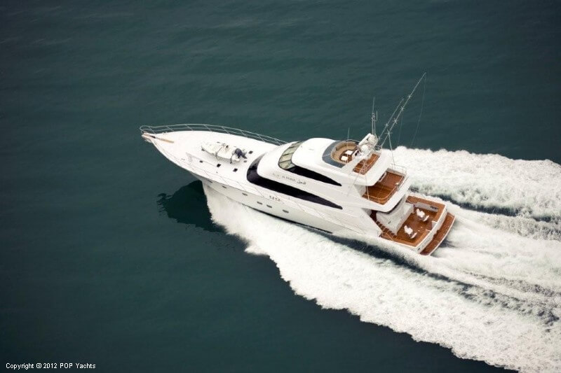 2020 Sovereign boat for sale, model of the boat is 109 Sportfish Yacht & Image # 2 of 35
