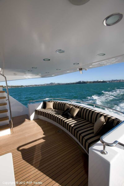 2020 Sovereign boat for sale, model of the boat is 109 Sportfish Yacht & Image # 15 of 35