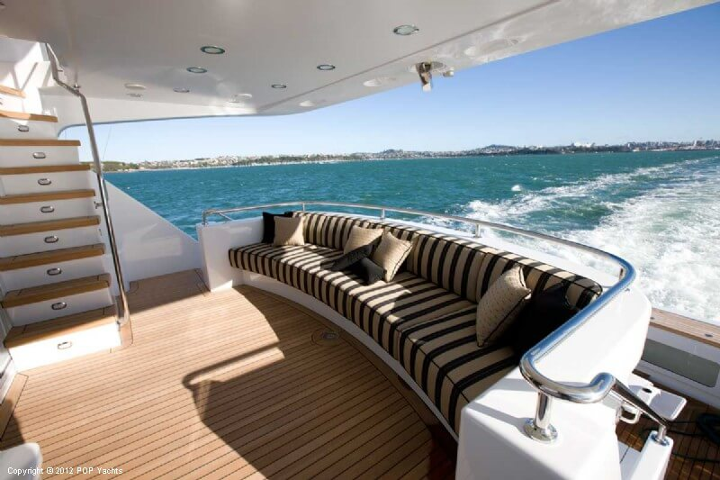 2020 Sovereign boat for sale, model of the boat is 109 Sportfish Yacht & Image # 18 of 35