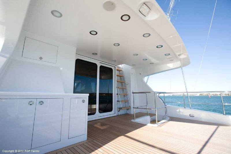2020 Sovereign boat for sale, model of the boat is 109 Sportfish Yacht & Image # 20 of 35