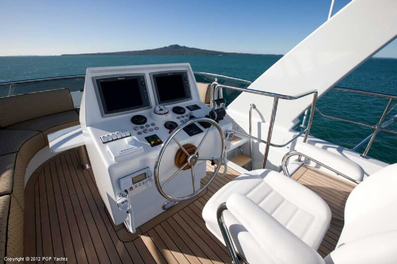2020 Sovereign boat for sale, model of the boat is 109 Sportfish Yacht & Image # 23 of 35