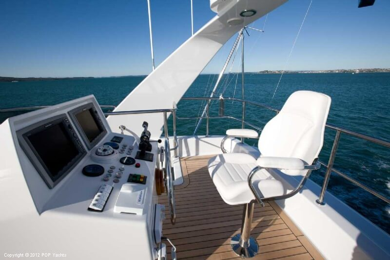 2020 Sovereign boat for sale, model of the boat is 109 Sportfish Yacht & Image # 24 of 35