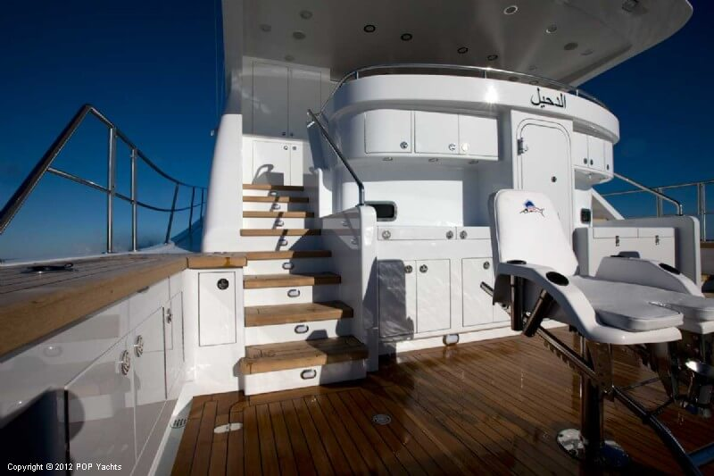 2020 Sovereign boat for sale, model of the boat is 109 Sportfish Yacht & Image # 31 of 35