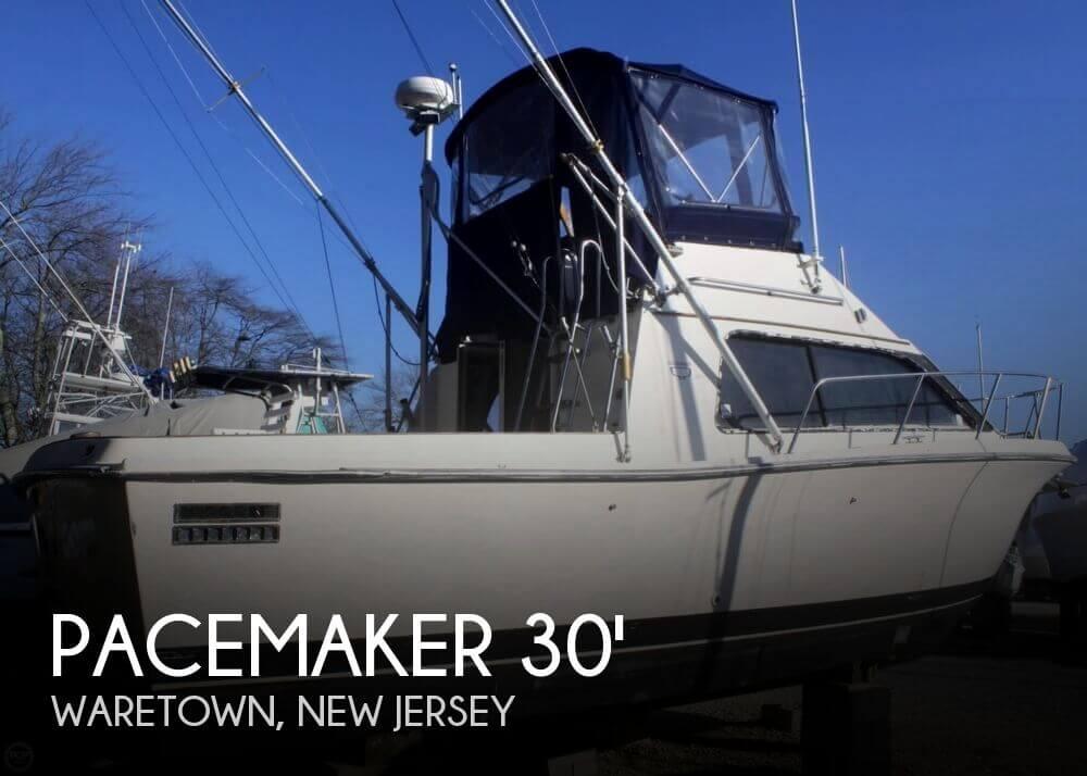 1988 Pacemaker 31 SportFish - Photo #1