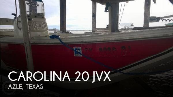 2011 Carolina Skiff 20 JVX CC - Photo #1
