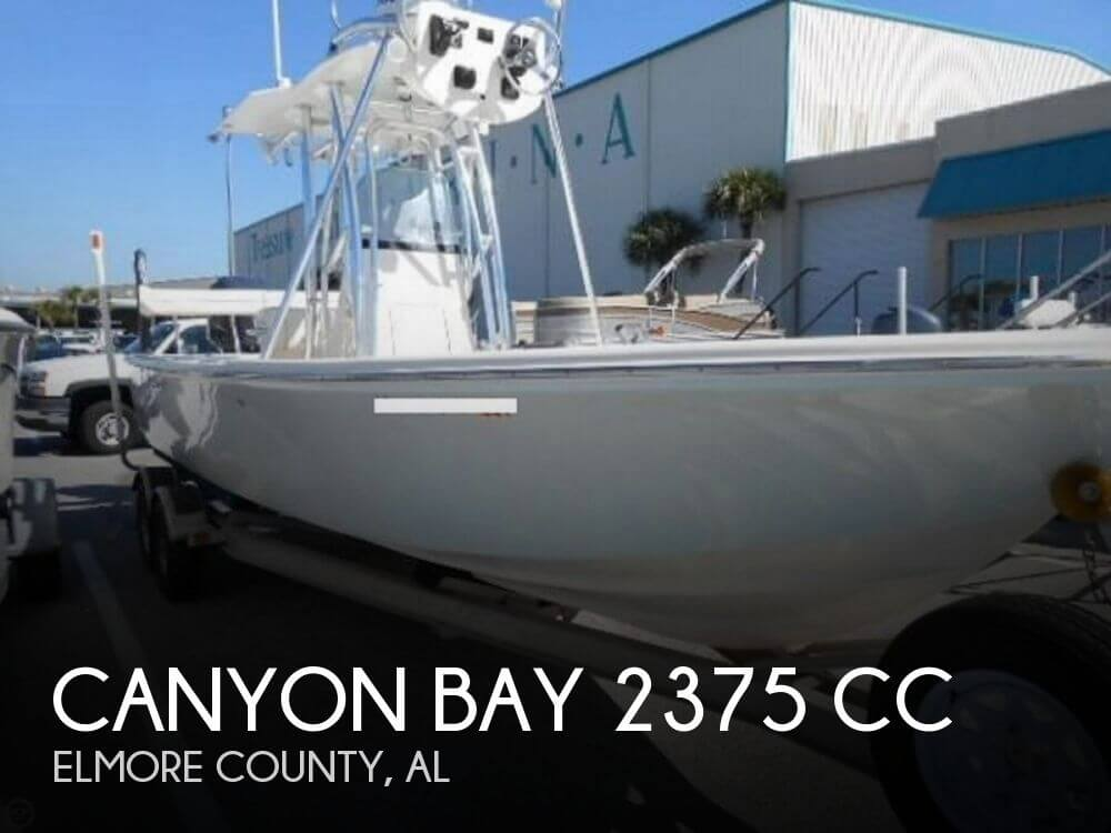 Used Canyon Bay Boats For Sale by owner | 2009 Canyon Bay 23