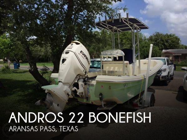 2010 Andros 22 Bonefish - Photo #1