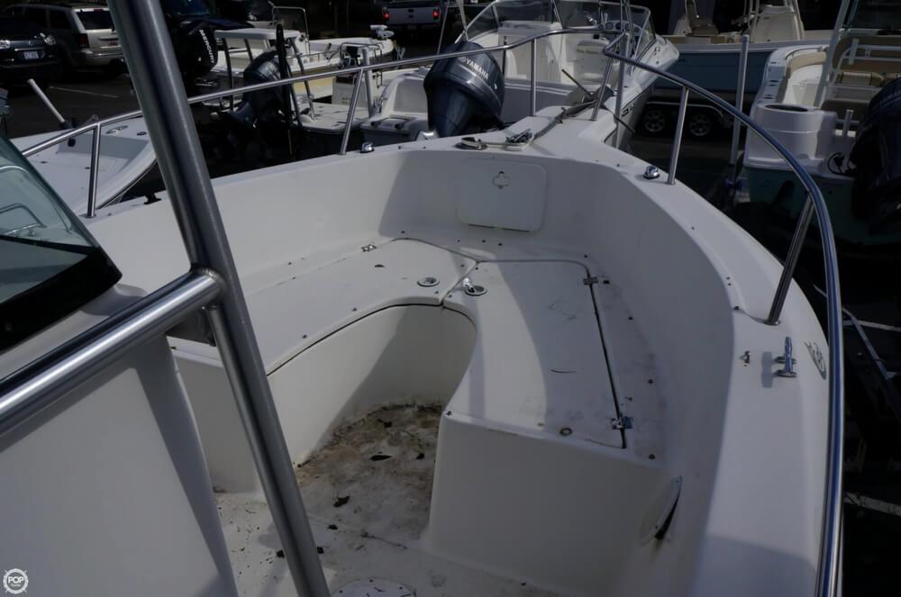 2007 Sea Fox 257CC - Photo #6