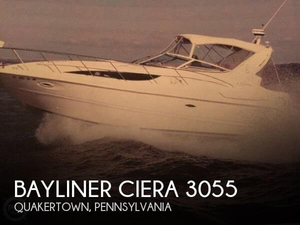 Used Boats For Sale in Bloomsburg, Pennsylvania by owner | 2000 31 foot Bayliner