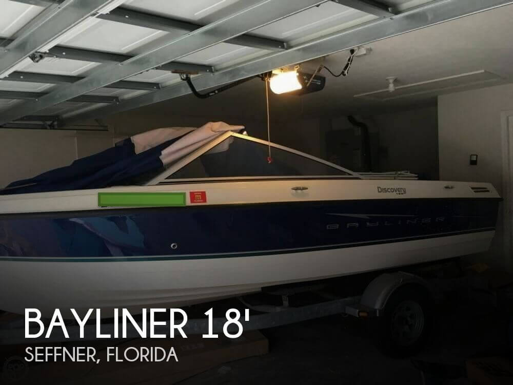 2008 Bayliner 195 Discovery Bowrider for sale