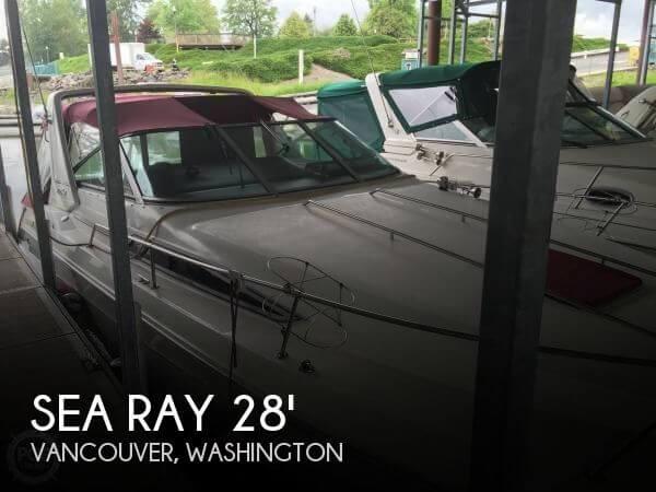 1989 Sea Ray 28 - Photo #1