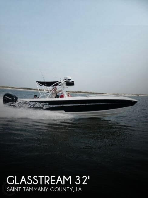 Used Boats For Sale in Baton Rouge, Louisiana by owner   2005 Glasstream 32