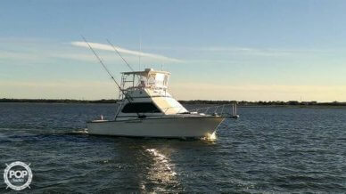 Egg Harbor 35 Sportfisher, 38', for sale - $125,000