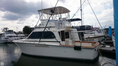Egg Harbor 35 Sportfisher, 38', for sale - $112,000