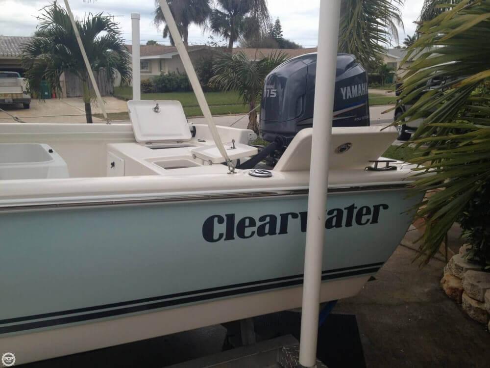 2011 Clearwater 1900 Baystar - Photo #16