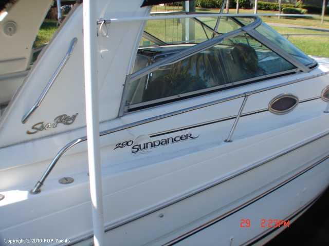 1998 Sea Ray 290 Sundancer - Photo #13