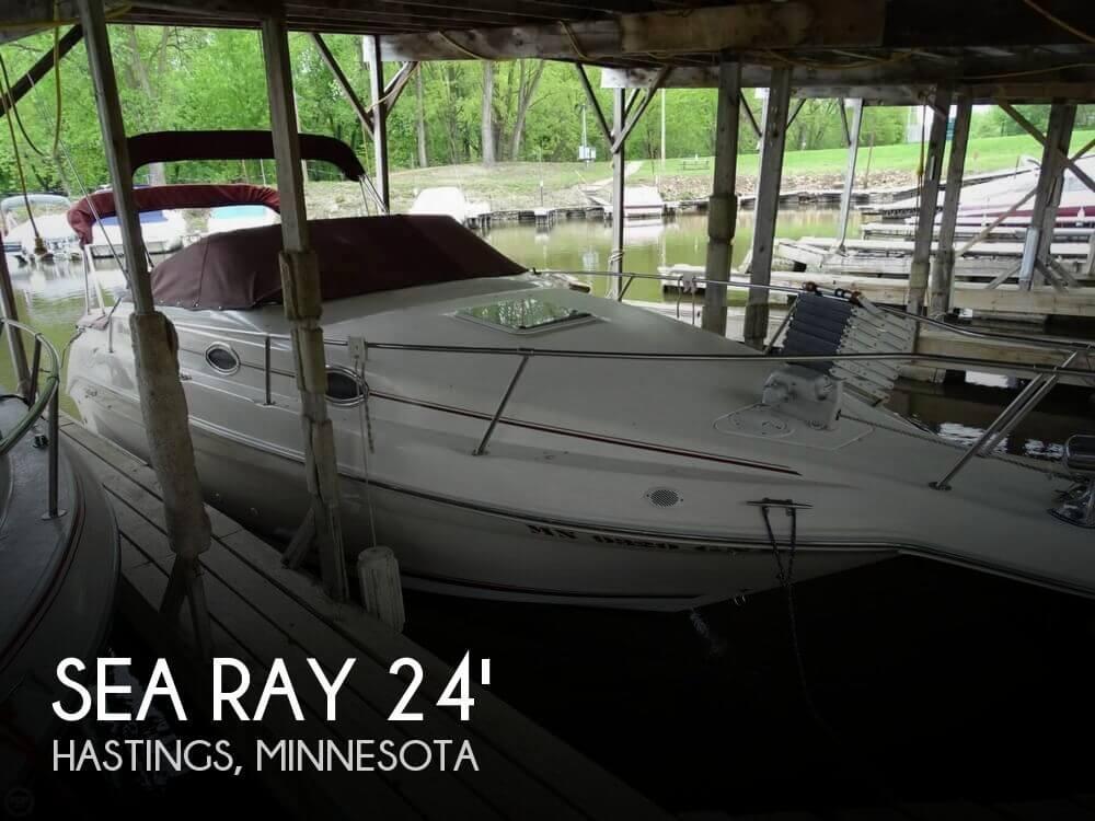 1995 Sea Ray 250 Sundancer - Photo #1