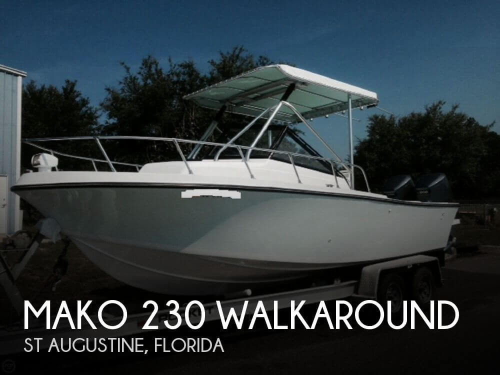 1990 MAKO 230 WALKAROUND for sale