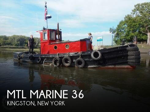 Used Boats For Sale in Albany, New York by owner | 1940 MTL 36