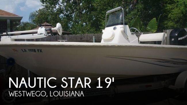 2011 Nautic Star 190 RG Bay - Photo #1