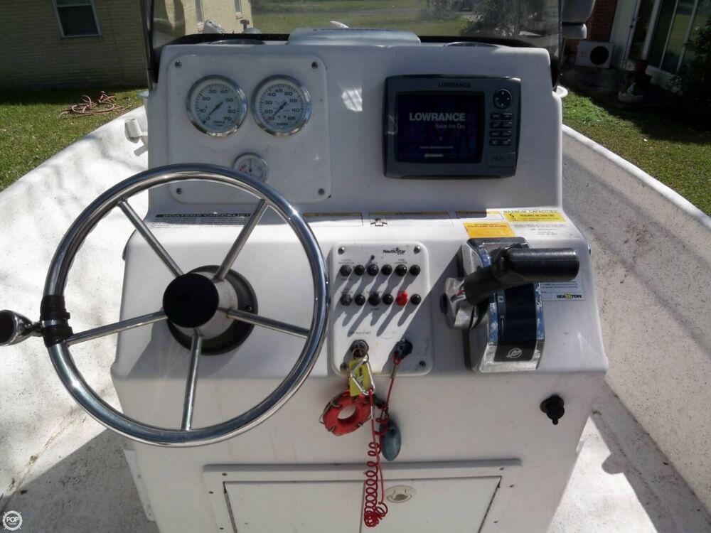 2011 Nautic Star 190 RG Bay - Photo #5