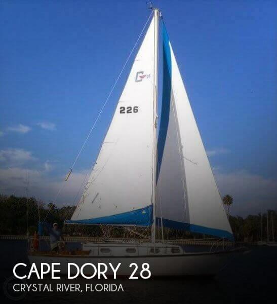 1979 Cape Dory 28 - Photo #1