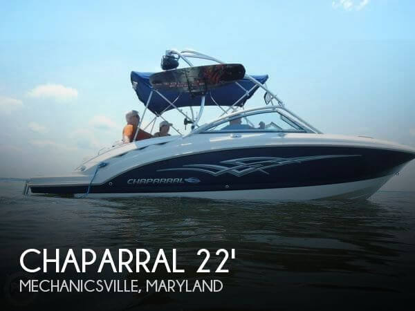 Used Ski Boats For Sale in Maryland by owner | 2011 Chaparral 22