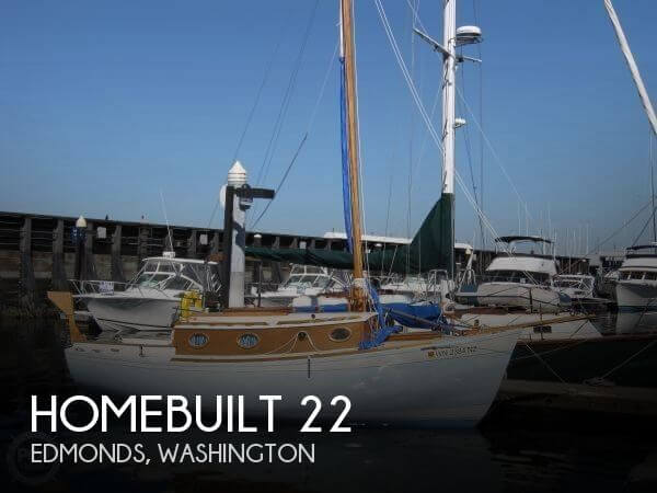 2009 HOMEBUILT 22 for sale