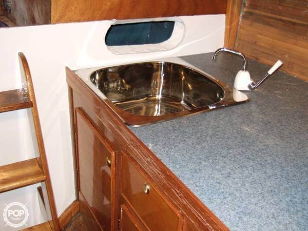 2009 Homebuilt boat for sale, model of the boat is 22 Motorsailer & Image # 9 of 40