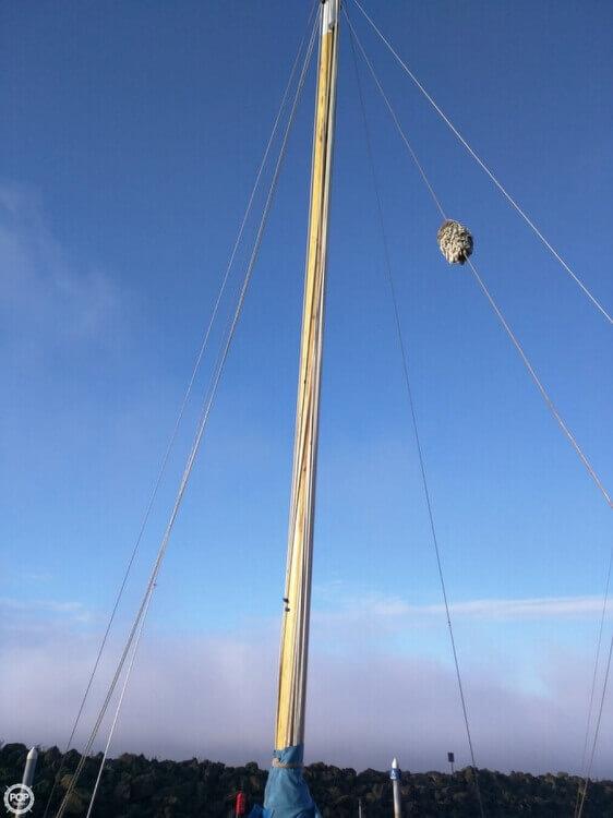 2009 Homebuilt boat for sale, model of the boat is 22 Motorsailer & Image # 10 of 40